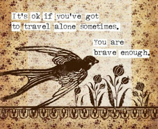 travel alone