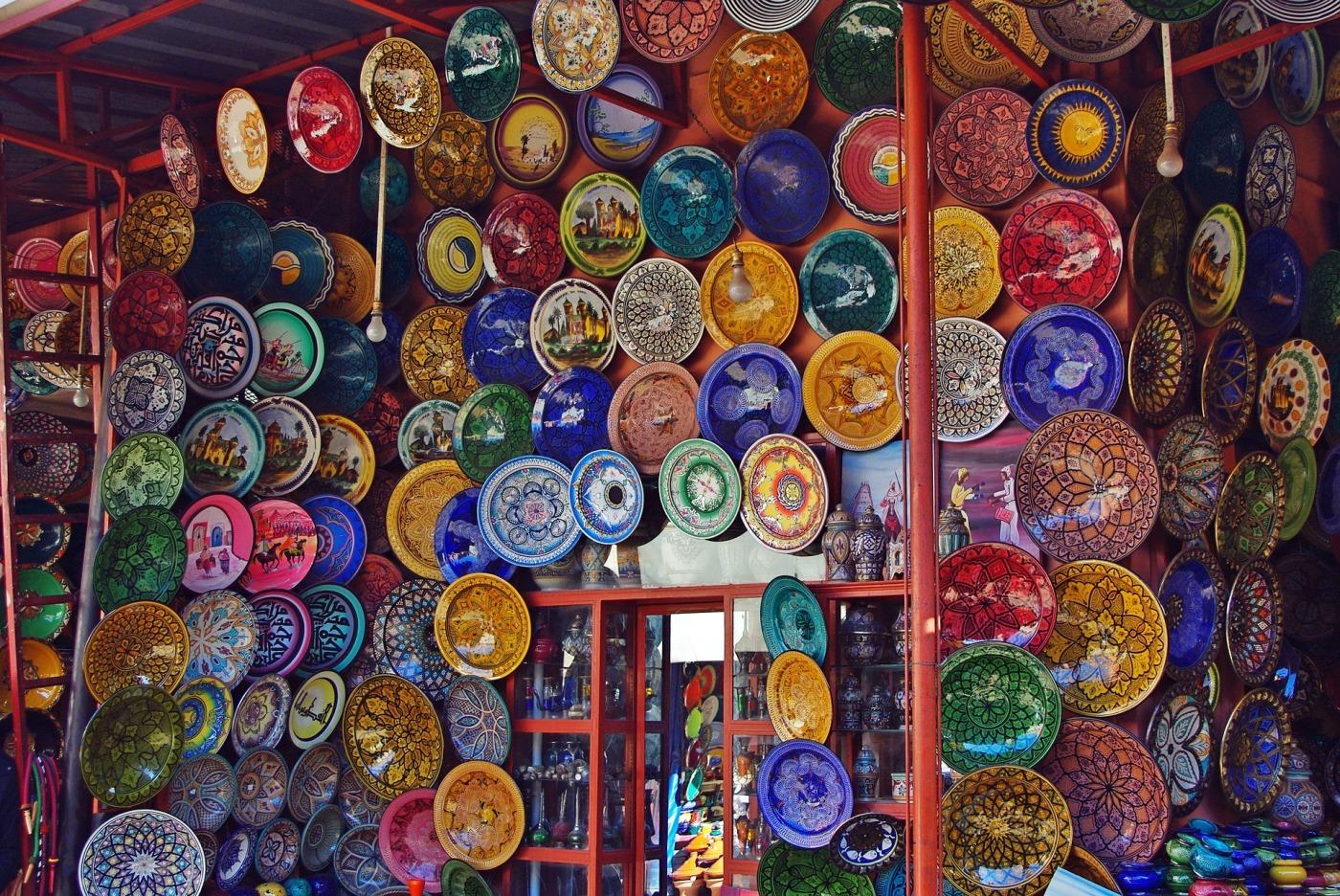 Market Morocco