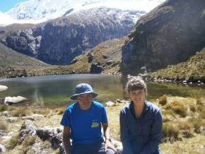 On a trek through the Peruvian Andes, this guide and I really bonded over the fact that I had learned about the native Incan language Quechua through reading literature from the popular Peruvian author Jose Maria Arguedas.