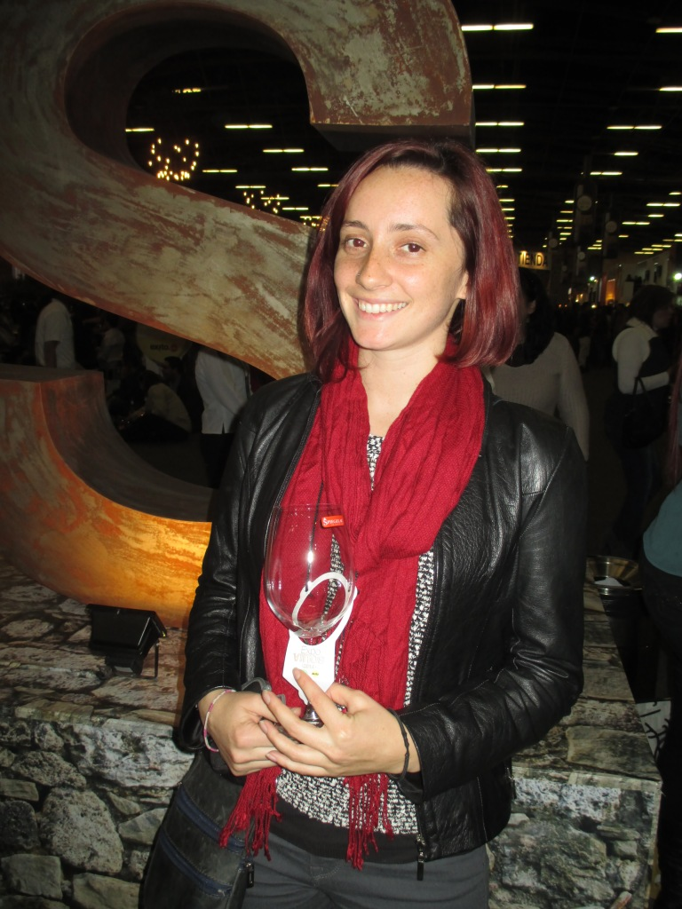 Flashforward to a week later: Me enjoying lots of wonderful wine without being ripped off!