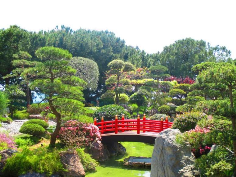 Monaco Japanese Garden