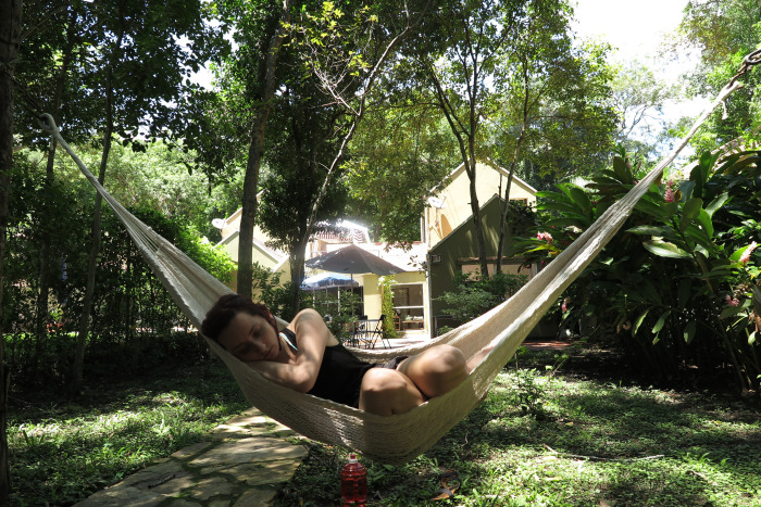 Someday I'll be back to warm weather and hammocks