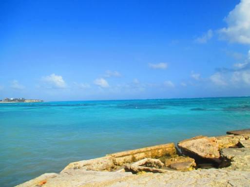 beach, water, sun